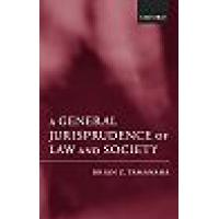 A General Jurisprudence of Law and Society (Hardback)