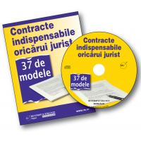 37 Modele de Contracte indispensabile oricarui jurist CD