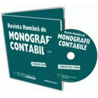 Revista Romana de Monografii Contabile CD