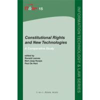 Constitutional Rights and New Technologies