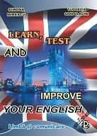 LEARN, TEST AND IMPROVE YOUR ENGLISH