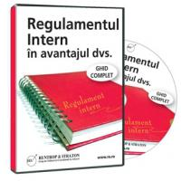 Regulamentul intern in avantajul dvs. Ghid complet. (CD)