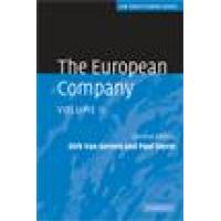The European Company. Volume 2