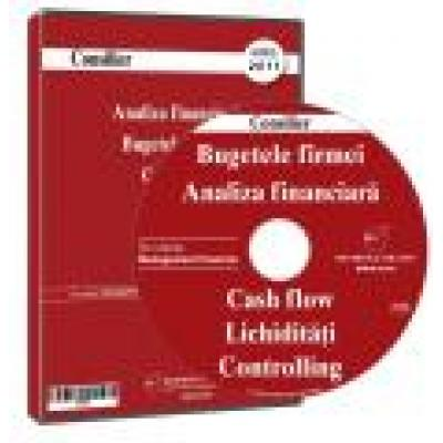 Analiza financiara, Bugetele firmei, Cash flow, Lichiditati, Controlling CD